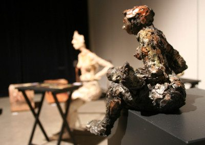 Biennale 2008 - Expo Art Contemporain Salle Polyvalente (15)