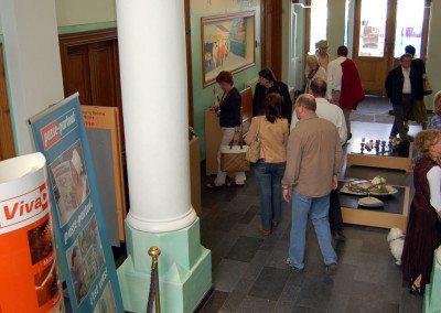 Biennale de la céramique 2006 - hall hôtel de ville (2)