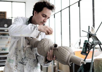 Paolo Polloniato atelier